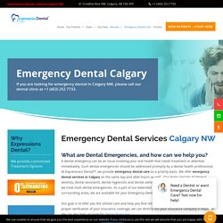 Acquire Emergency Dental Care In Calgary Here
