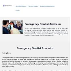 Emergency Dentist Anaheim CA: Urgent Dental Care