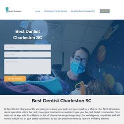 Emergency Dentist Charleston SC, Best Dentist Charleston SC