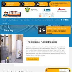 Heating Repair Service In New jersey by Advanced ProAir