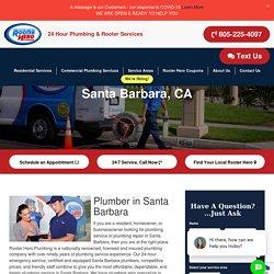 Trusted Emergency Plumbers in Santa Barbara, CA