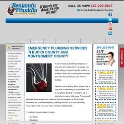 Emergency Plumbing Service Villanova