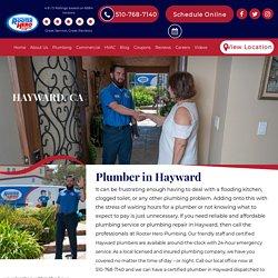 Emergency Plumbing Service in Hayward, CA