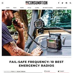 10 Best Emergency Radios Of 2018