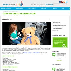 Emergency Dental Clinic In Toronto, Vaughan