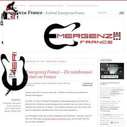 Emergenza France