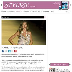 Made in Brazil: How Brazil Is Emerging As a Dynamic New Beauty Force
