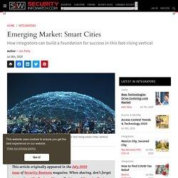 integrators of smart city