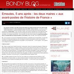 Emeutes, 5 ans après: les deux maires «aux avant-postes de l'histoire de France»