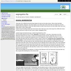 EMHS - segregation 8a