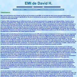 EMI David H- homosexuel