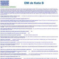 EMI de Katie B 2373 - enfer et paradis