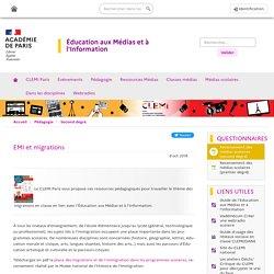 CLEMI Paris : EMI et migrations