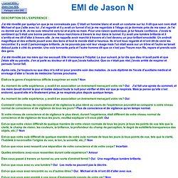 EMI de Jason N 3888 - 8 ans - Apnée du sommeil