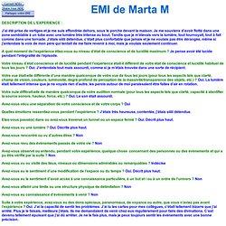 EMI de Marta M 2002 - Anémie
