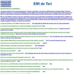 EMI de Teri 2436 - 16 ans - EMI négative