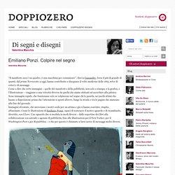 Emiliano Ponzi. Colpire nel segno