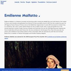 Emilienne Malfatto - European Press Prize