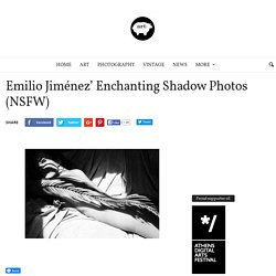 Emilio Jiménez' Enchanting Shadow Photos (NSFW)