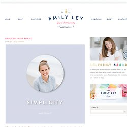 Emily Ley | Personalized Gifts & Paper Goods with Sweet Southern Charm