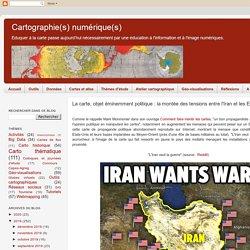 la montée des tensions entre l'Iran et les Etats-Unis