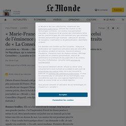 «Marie-France Garaud a créé un mythe : celui de l'éminence grise à la française»: les extraits de «La Conseillère», d'Olivier Faye