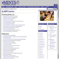 www.emints.org » By eMINTS teachers