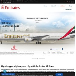 Emirates Airlines Official Site