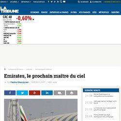 Emirates, le prochain maître du ciel