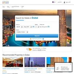 Cazare Dubai - 833 Hoteluri în Dubai
