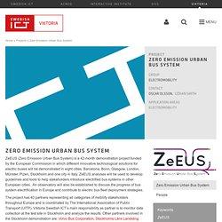 Zero Emission Urban Bus System