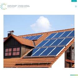 Sur les toits : le rôle du solaire pour la carboneutralité - Canadian Renewable Energy Association