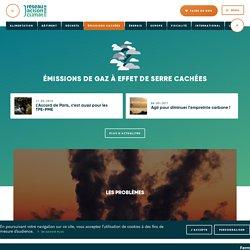 Émissions de gaz à effet de serre cachées