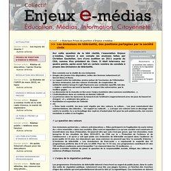 Les émissions de téléréalité, des positions partagées par la société civile - Enjeux E Médias