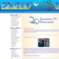 Emissions TV