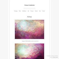 Emma Lindström - Paintings