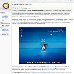 Informatique : Emmabuntus