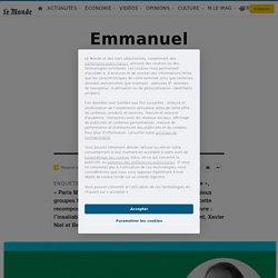 Emmanuel Macron et la bataille des magnats des médias