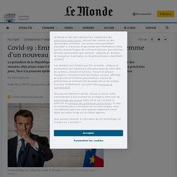 Covid-19: Emmanuel Macron face au dilemme d'un nouveau confinement plus strict