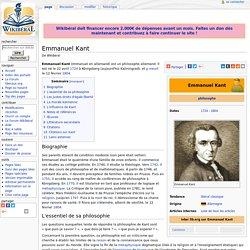 Emmanuel Kant — Wikiberal