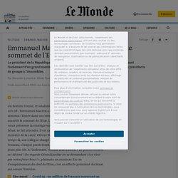 Emmanuel Macron atteint du Covid-19: le sommet de l'Etat secoué
