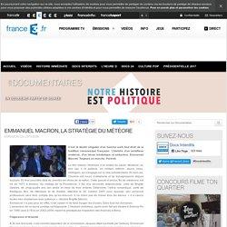 Emmanuel Macron, la stratégie du météore - 21/11/2016 - News et vidéos en replay