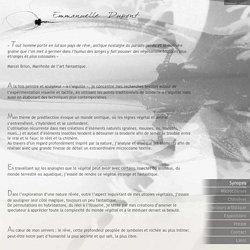 Emmanuelle Dupont - Synopsis