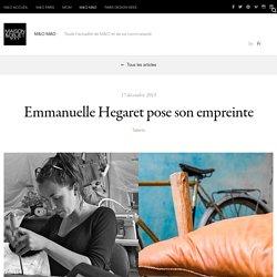 Emmanuelle Hegaret pose son empreinte – 17/12/15