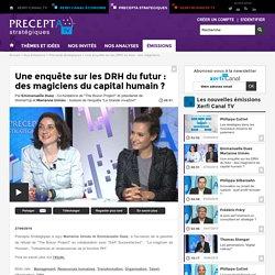 Emmanuelle Duez, Women'Up - Marianne Urmès, The Boson Project - Une enquête sur les DRH du futur : des magiciens du capital humain