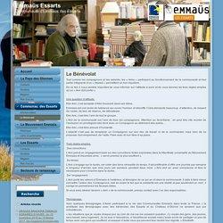 Emmaüs Essarts: Le Bénévolat