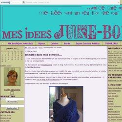 Chauffe-épaules Juke-box