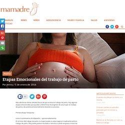 Etapas Emocionales del trabajo de parto