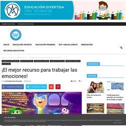 ¡El mejor recurso para trabajar las emociones! - educaciondivertida.com