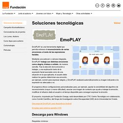 EmoPLAY - Fundación Orange